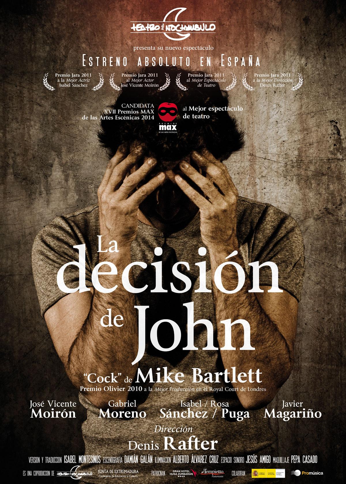 La decisión de John