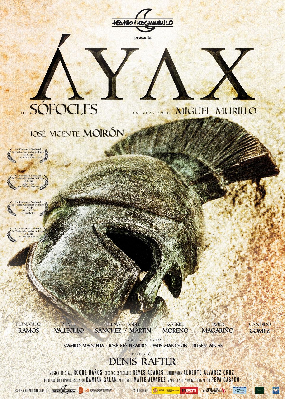 Áyax, de Sófocles