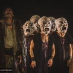 Edipo Rey premio XVIII Feria de Teatro de Castilla y León